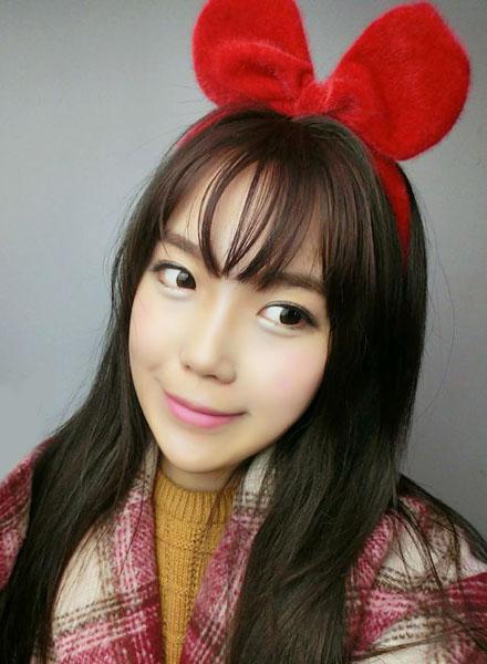 韩系减龄萌妹妆容