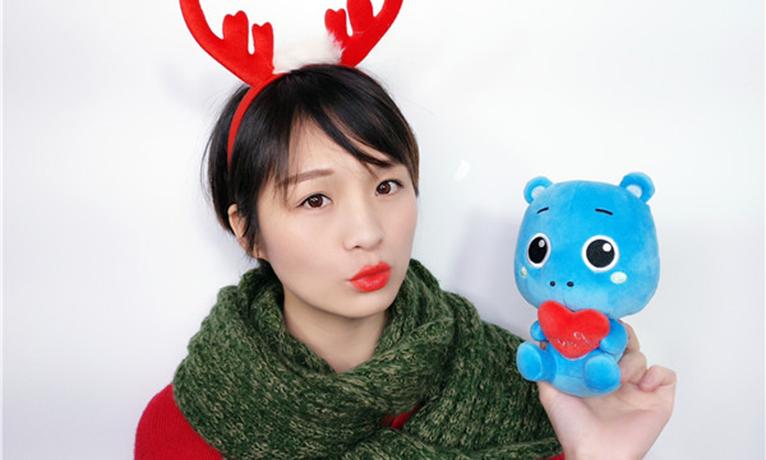 假小子也有春天 Merry Christmas!