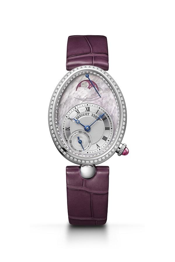 宝玑Reine de Naples那不勒斯王后系列8905腕表  图片源自品牌