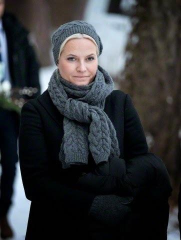 挪威梅特王妃(图片来源于gambar)