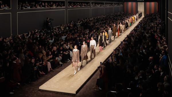 FENDI与Karl Lagerfeld 2019-2020秋冬系列