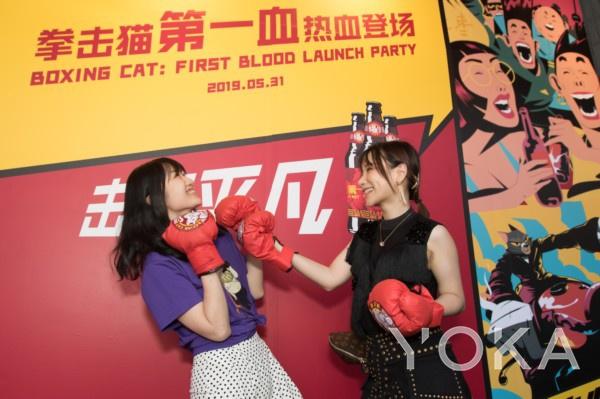 """击败平凡 有种来拿""""第一血""""中国精酿骄傲 拳击猫重磅推出全新精酿啤酒——第一血琥珀拉格"""