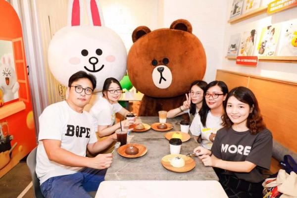 国民品牌九阳跨界LINE FRIENDS打造萌趣厨房