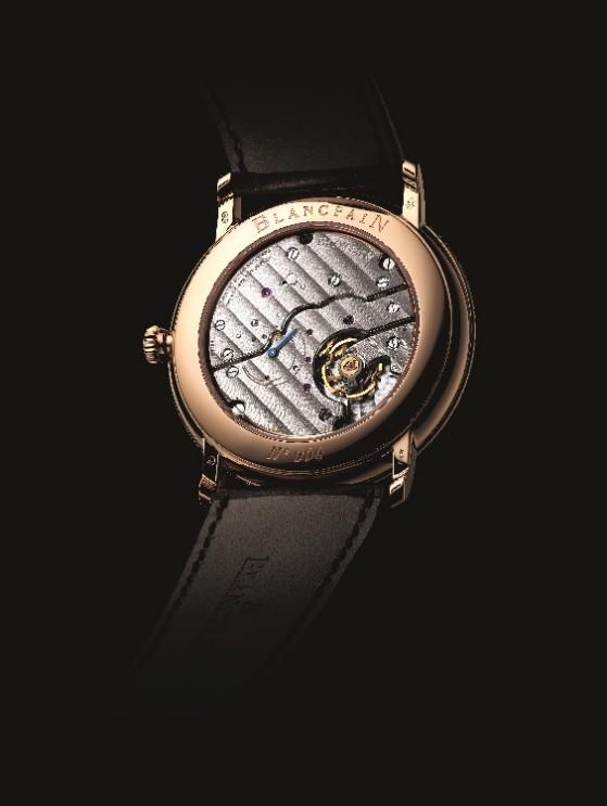 宝珀Blancpain Villeret经典系列超薄腕表