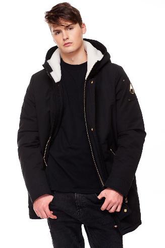 Colombier 男士羽绒派克大衣(品牌提供)