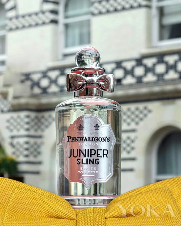单品推荐:Penhaligon's 潘海利根Juniper Sling 琴酒淡香水(图片来源于品牌)
