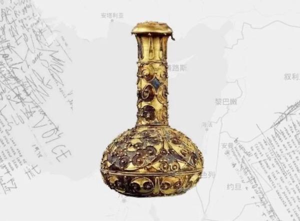 4000年前的香水图片源自pinterest