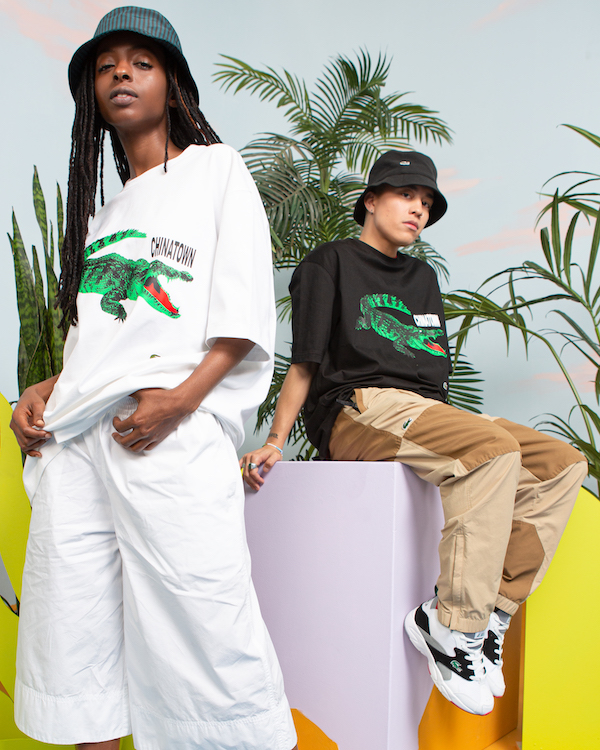 LACOSTE X CHINATOWN MARKET 全新限定联名系列