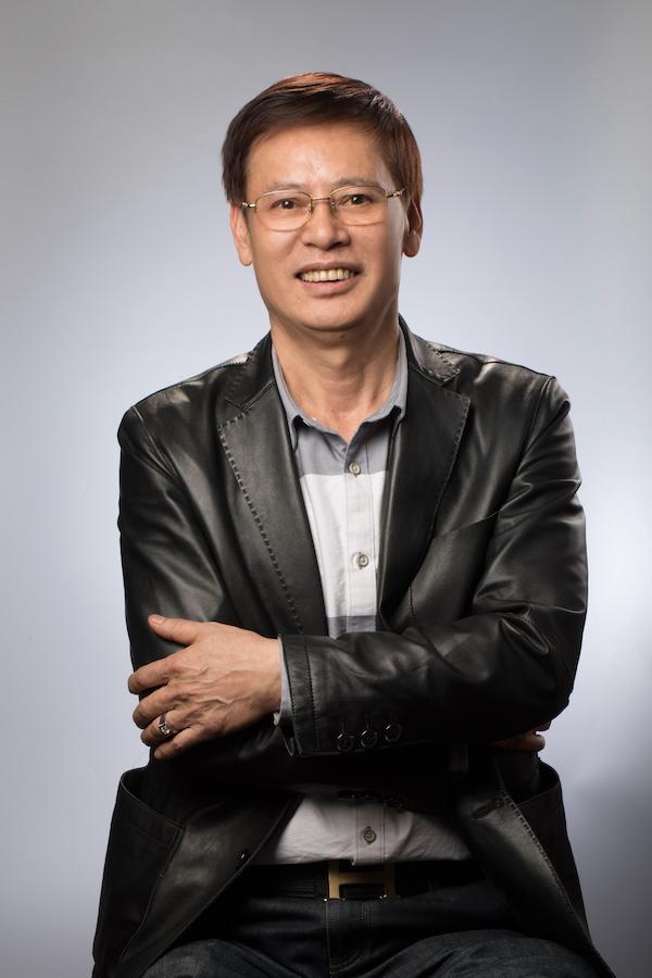 孙庆先 国家级非遗代表性项目粤绣(潮绣)传承人