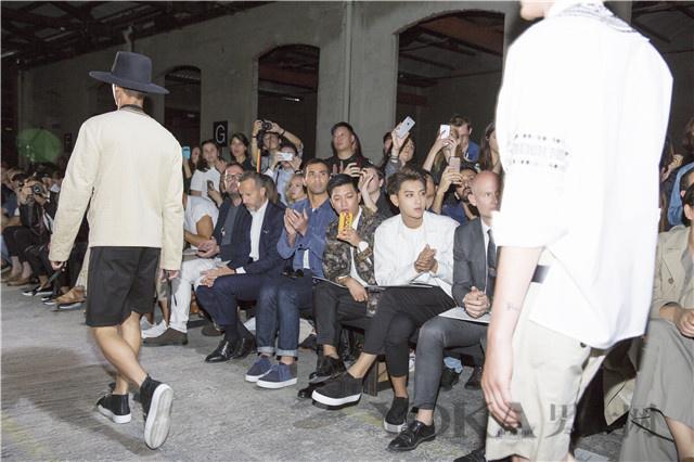 宝姿Ports 1961米兰发布2017春夏男装秀