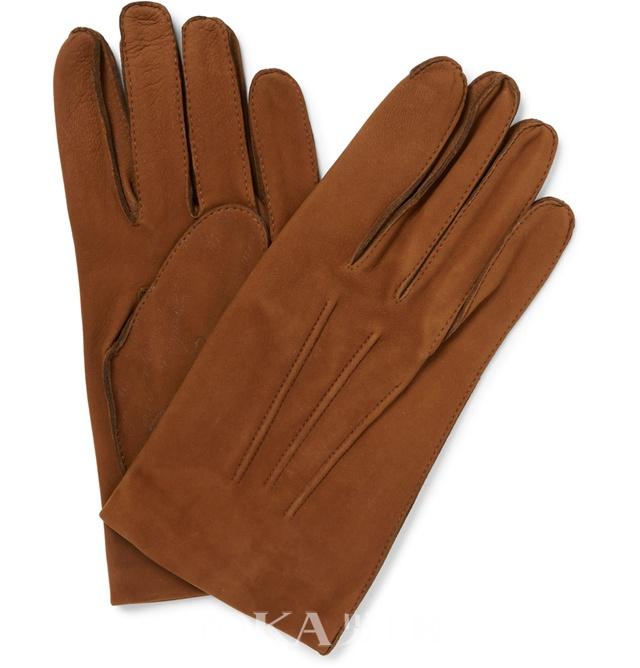 BERLUTI牛皮手套, ¥4,740.27