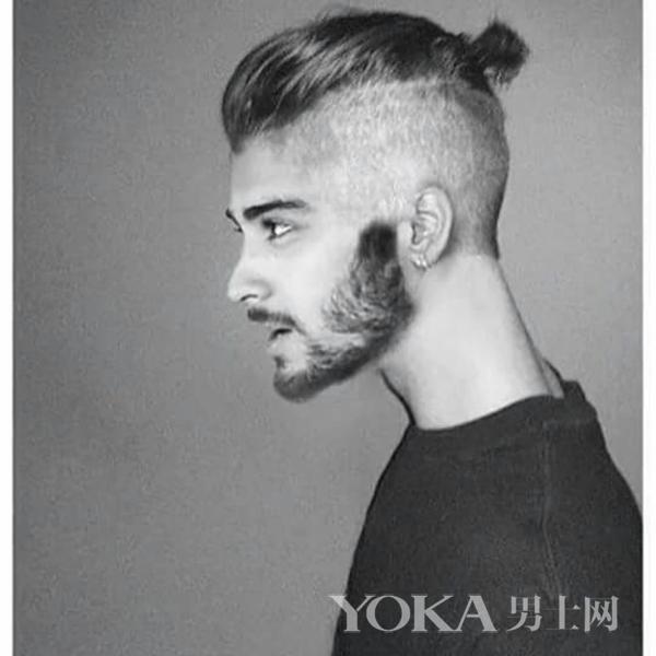 适合脱发男子的5个发型