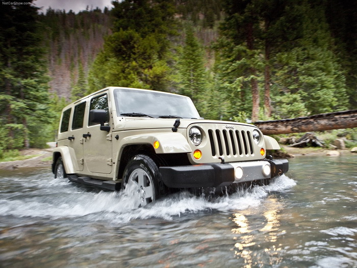 吉普 jeep 牧马人
