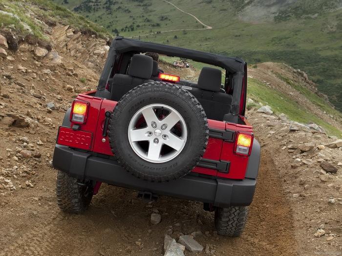 汽车 品牌动向 吉普(jeep)牧马人  ( 9) 查看原图 自动播放 全屏播放