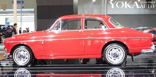 沃尔沃全新S60的鼻祖车型-Amazon 123 GT