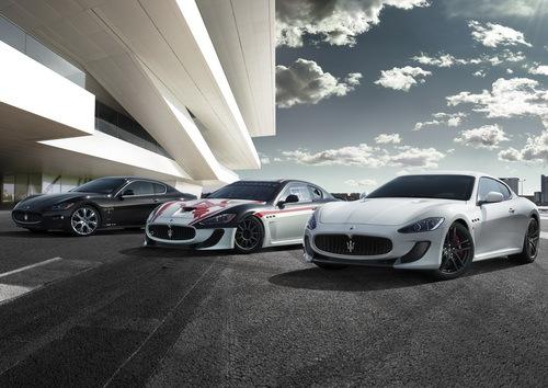 "mc stradale跑车和玛莎拉蒂quattroporte总裁系列全球荣誉版""awards"