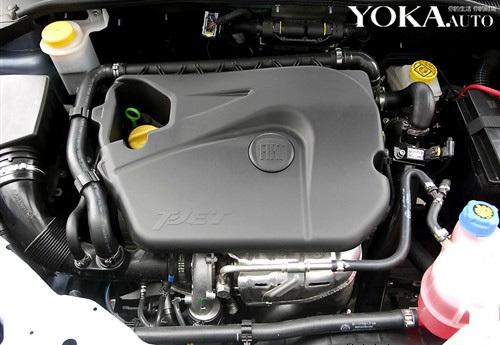 配备先进水平的1.4升涡轮增压发动机和干式双离合变速器(DDCT)来作为该新车的动力系统
