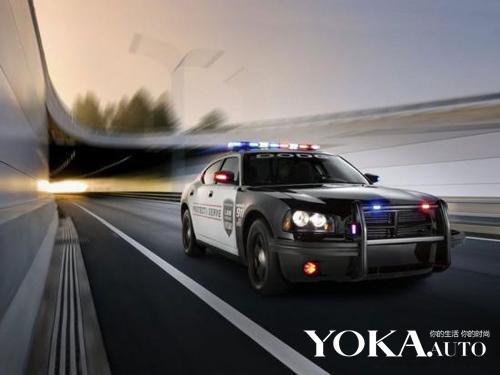 速度与激情5》道奇Charger Police Interceptor-速度与激情5 将刺激继高清图片