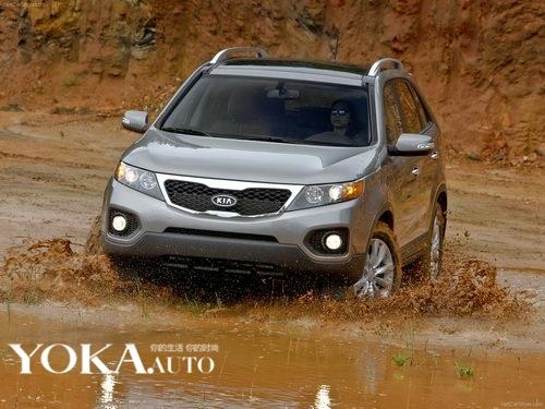 纯粹的四驱SUV 新款起亚索兰托26万起售 汽车 优车库图片