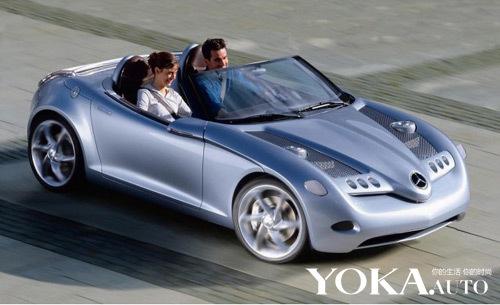跑车,仅长3773毫米,比现在奔驰最小的slk还要短200毫米,比sl高清图片