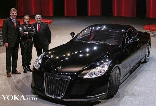 奔驰将不再推出迈巴赫更新车型