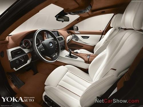 宝马6系双门轿跑的模具再次在6系Gran Coupe车型中使用