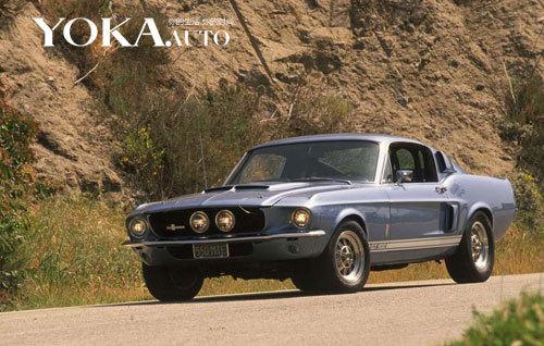 1967年款野马Shelby GT500