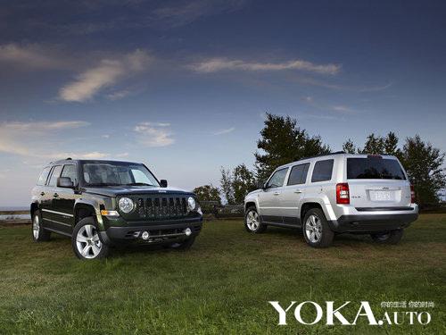2012款Jeep自由客