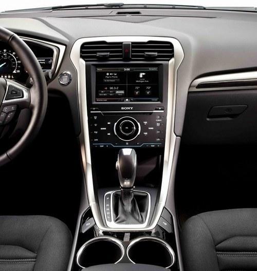 它叫蒙迪欧 新一代福特Fusion官图发布