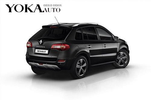 这款全新2012年款新车在原有四驱豪华版本的基础上升级
