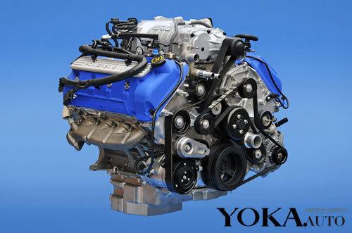 福特5.8升全铝V8发动机