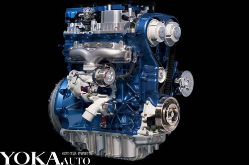 Ecoboost引擎近来大出锋头,要是能装进Mustang的引擎室,将成为历史事件