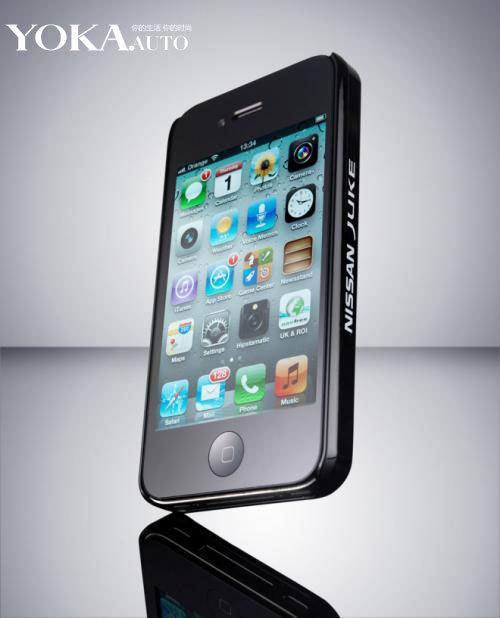 日产推出的iphone外壳