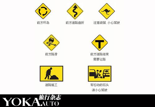 1、驾员开车的同时不能打手机,这在澳大利亚是违法的。   2、 一定按限速牌速度行驶,切勿超速,会有测速雷达和流动警车测速。超速是会被重罚的。澳洲车速大都很快,尤其城外的话,车速更快,因此一定要注意观察和注意安全。   3、澳洲环岛比较多,进环岛是顺时针绕行,和国内相反,另外要让在环岛内的车先行。