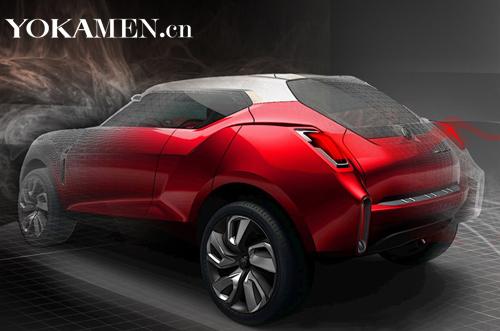 MG将这款车定位在了紧凑级SUV市场