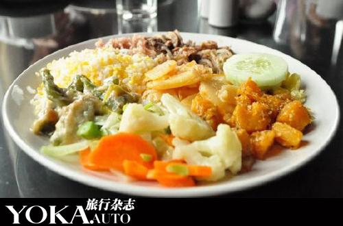 不丹人做菜时喜欢加入辣椒和奶酪