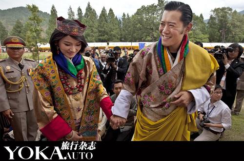 不丹国王的婚礼