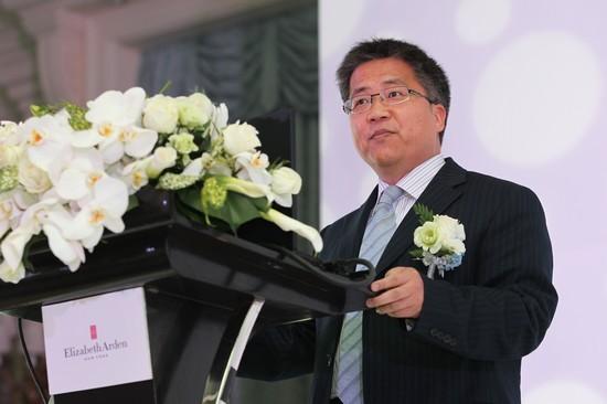 区财务总监 代任大中华区总裁全昌明