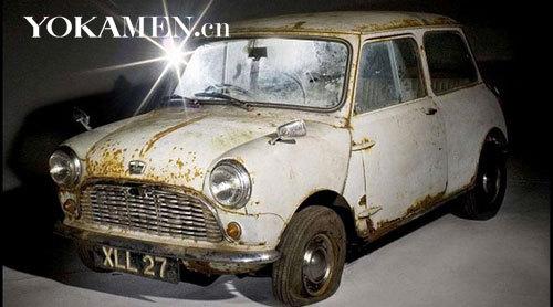 1959年款AUSTIN MINI SE7EN