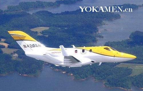 本田Jet量产测试飞机