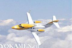 跨界到天上 本田Jet量产测试飞机升空