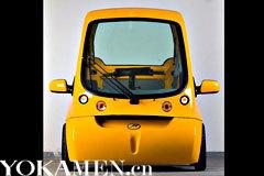 专为残疾人设计 KENGURU小型四轮电动车