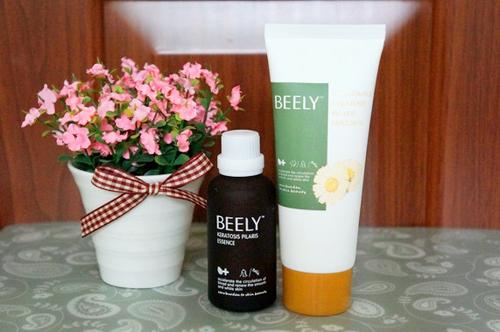 实测BEELY身体乳 肌肤最全呵护