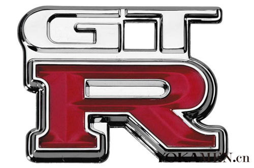 战神GT-R标徽