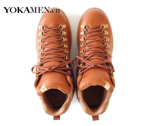 经典皮靴系列