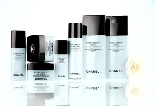 Chanel 推出山茶花保湿系列新品