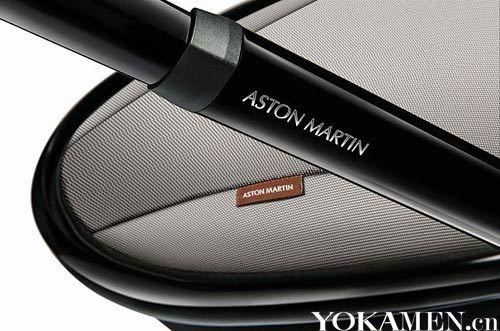限量800台 阿斯顿马丁推豪华婴儿车高清图片