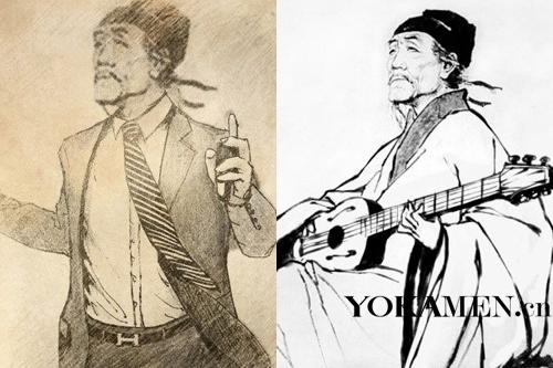 """上微博前,我们认识的杜甫,是唐代伟大的诗人,被世人尊为""""诗圣"""",其诗"""