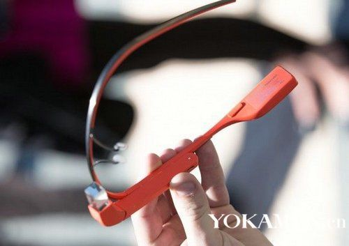 不止谷歌眼镜 让你的穿戴更高科技