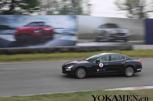 全新第六代玛莎拉蒂Quattroporte总裁轿车